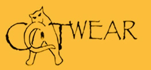 CatWear REALLY bad logo design
