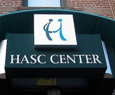 Worst Logo Designs: Hasc Center