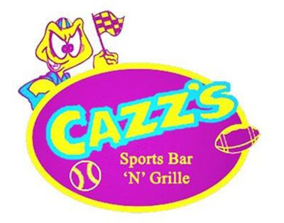 Worst Logo Designs: Cazz's Sports Bar N Grille