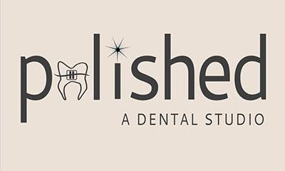 Worst Logo Designs: Polished Dental Studio