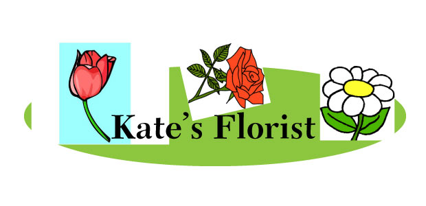 Worst Logo Designs: Kate's Florist