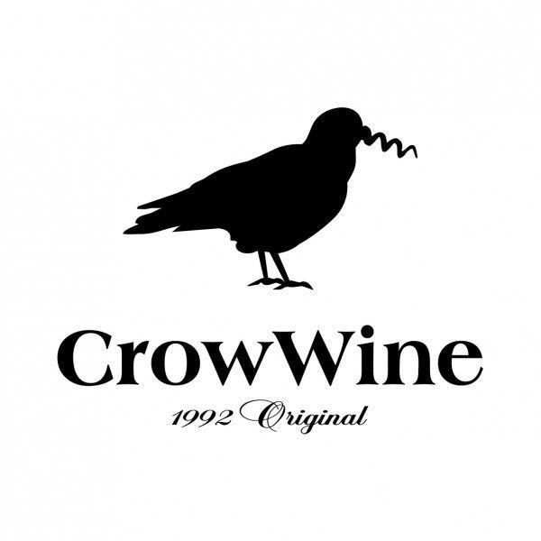 Worst Logo Designs: Crow Wine