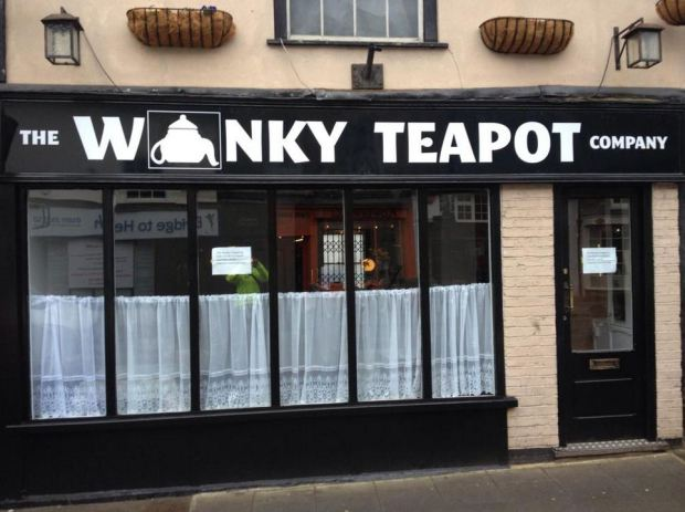 Worst Logos: Wonky Teapot