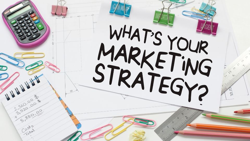 Focus on Your Marketing Strategy During Business Downtime