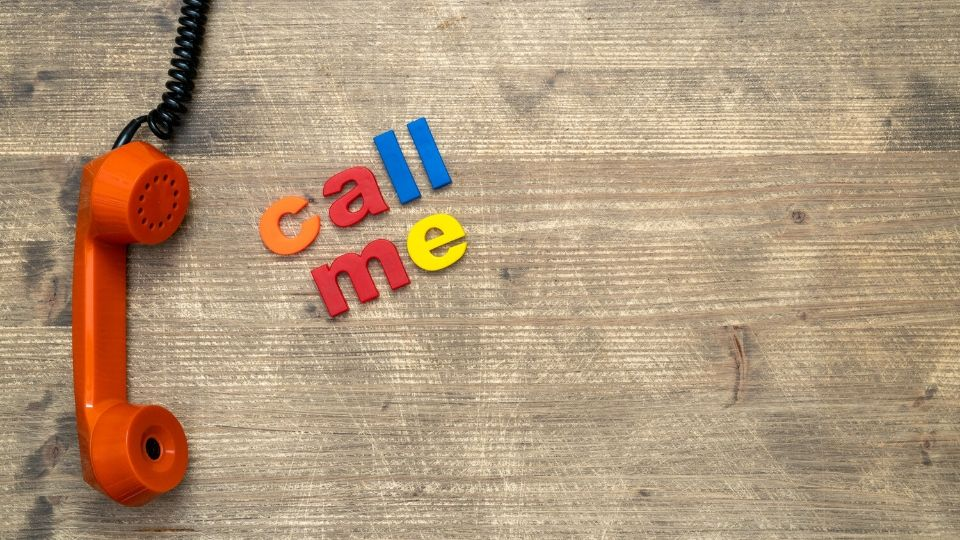 Don't Just Sit There, Ask for the Call