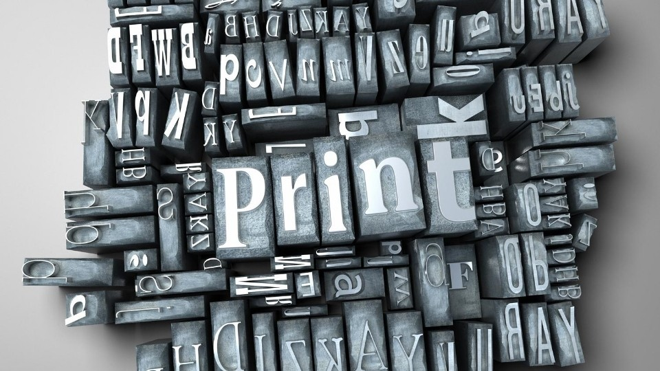 Reasons Graphic Designers Print Their Designs